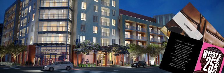Market Positioning for West Hollywood's New Lifestyle Living Community